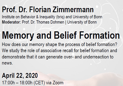 Right click to download: Webinar on Memory and Belief Formation
