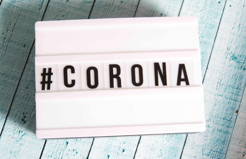 Right click to download: Information Corona Virus