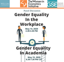 Panel Discussions: Gender Equality in the Workplace and the Academica